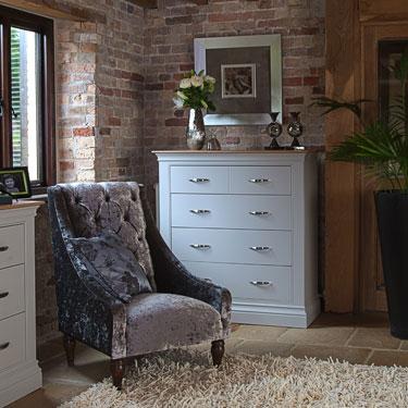 Vienna-french-grey-painted-bedoom-furniture