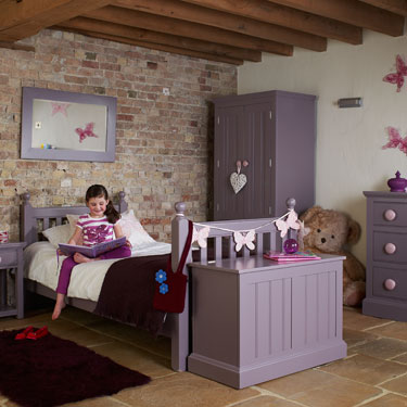 Customisable painted solid oak furniture ranges con tempo furniture Unfinished childrens bedroom furniture