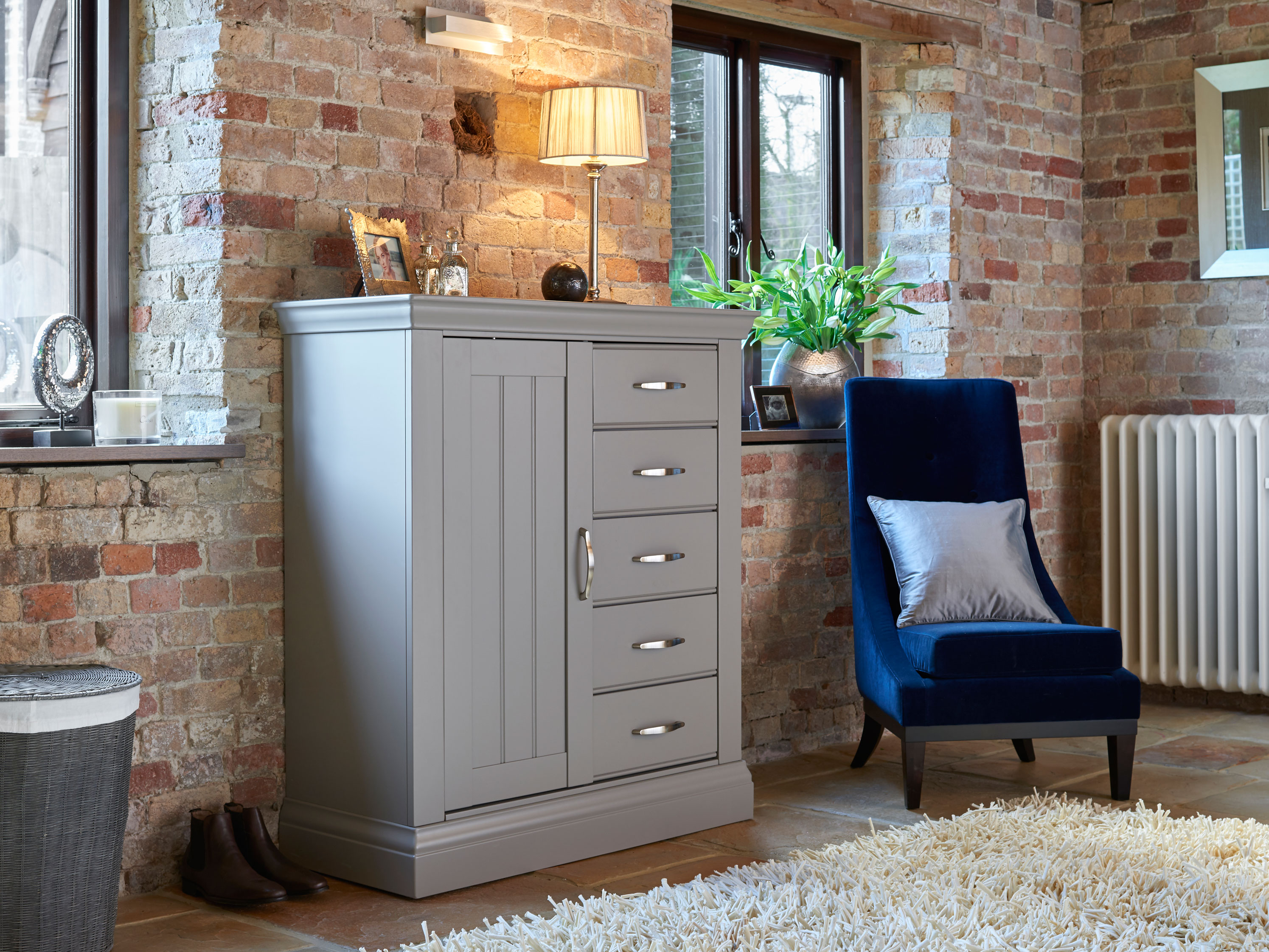 furniture gloss bedroom wardrobe contemporary luxury attachment doors of grey uk high wardrobes