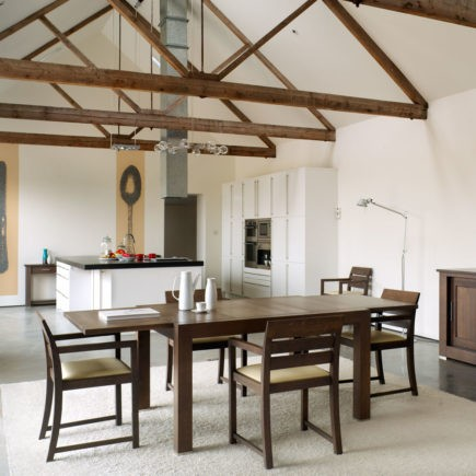 quercus contemporary oak dining room furniture come extending oak dining tables