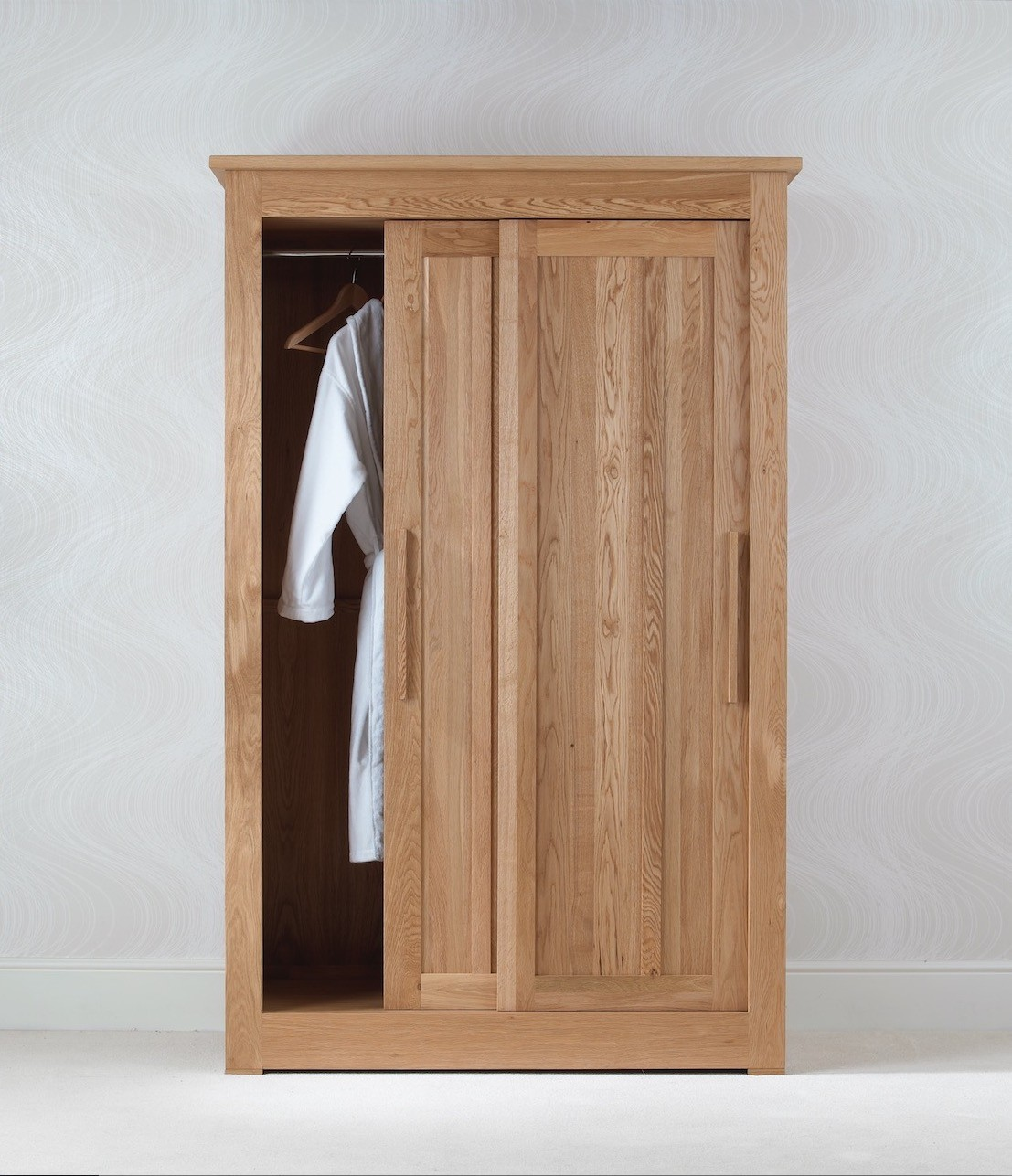 All hanging sliding door wardrobe con tempo furniture - Screens for doors that hang ...