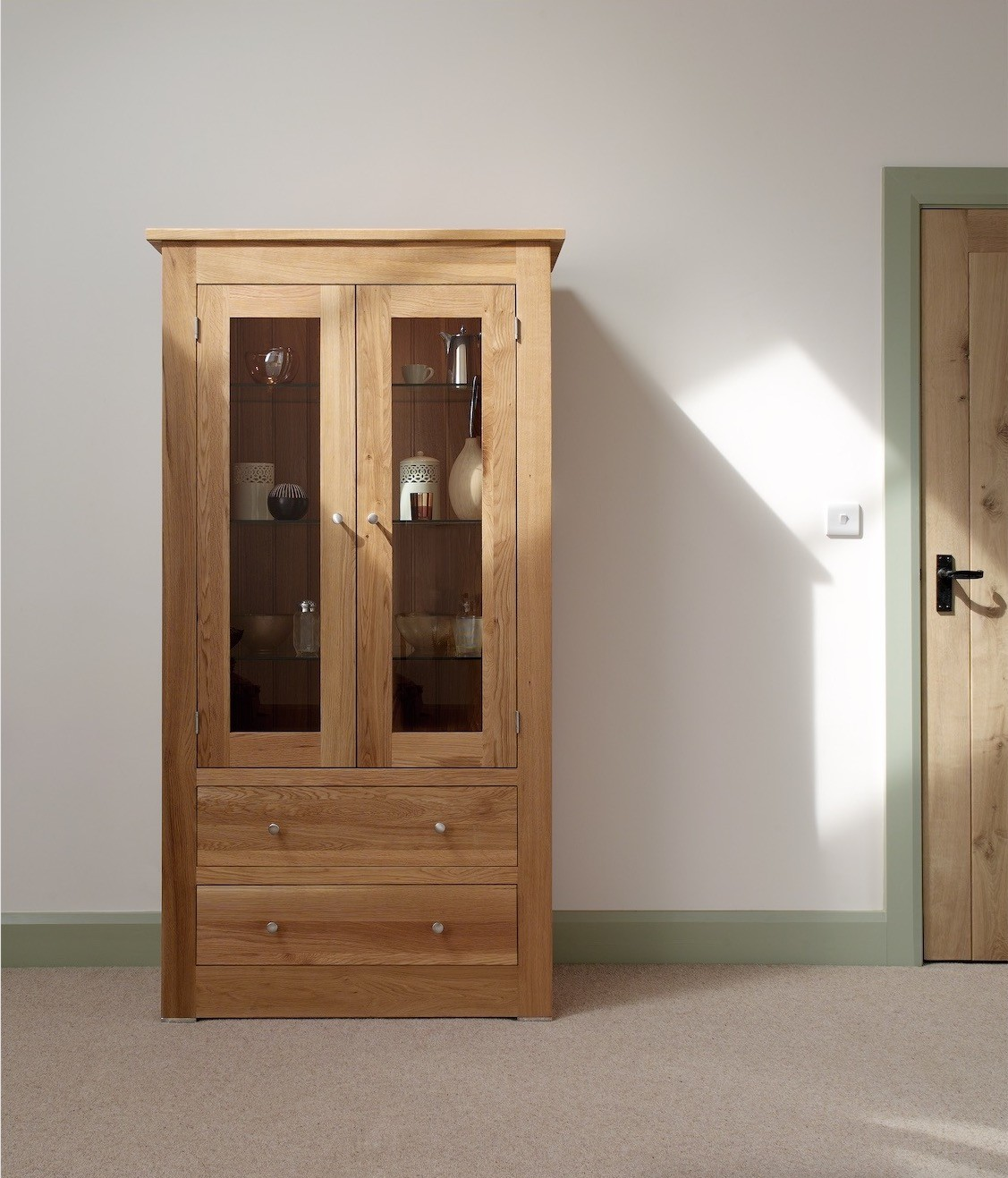 Quality Oak Bedroom Furniture Painted Furniture And Solid Oak Ranges Contempo Furniture