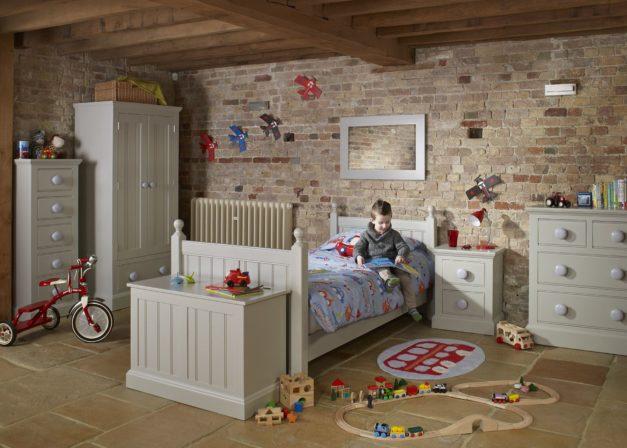 Children's painted furniture