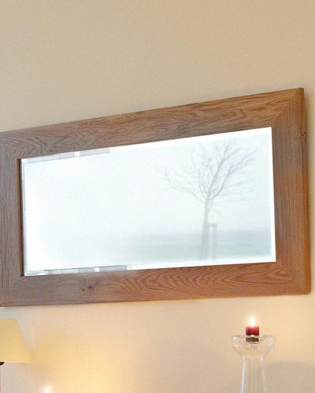 quercus oak wall mirrors