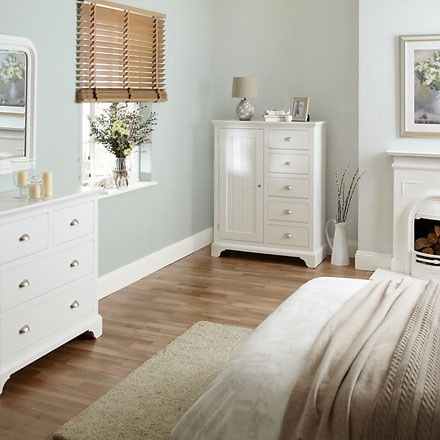 White-painted-bedroom-furniture