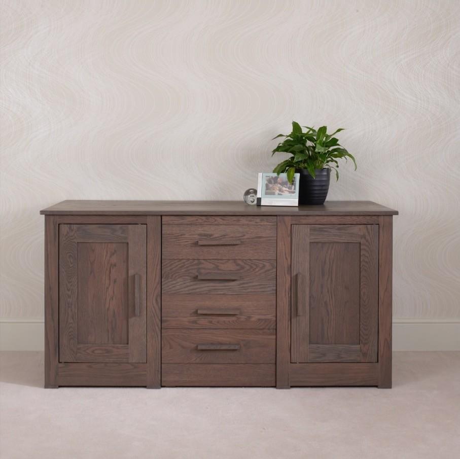 Ora Office 1 5m Desk With Hidden Chair Con Tempo Furniture