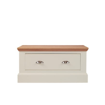 painted blanket chest