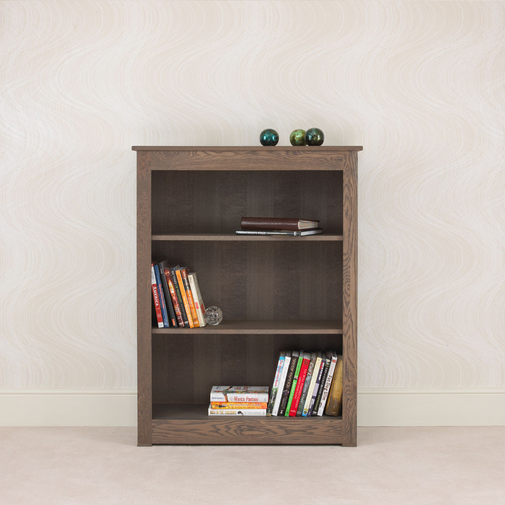 Ora Oak Small Bookcase