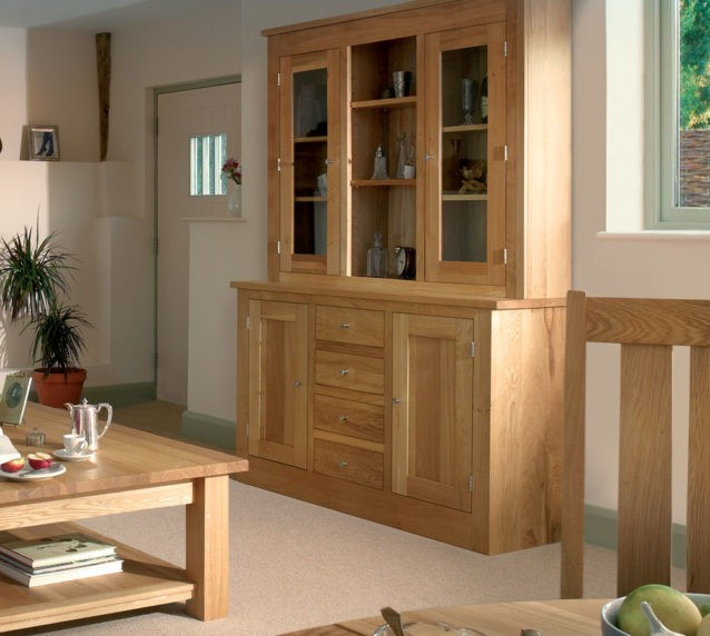 Quercus solid oak sideboards