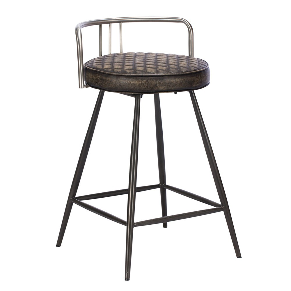 Mason Swivel Bar Stool From Con Tempo Furniture Warminster